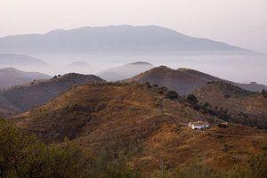 Ochtendgloren in Andalusië