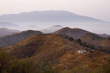 Ochtendgloren in Andalusië van