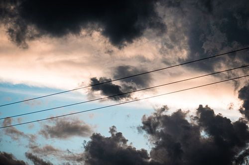 Wolkenformatie 2.0 van