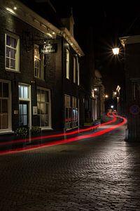 Blokzijl by night van