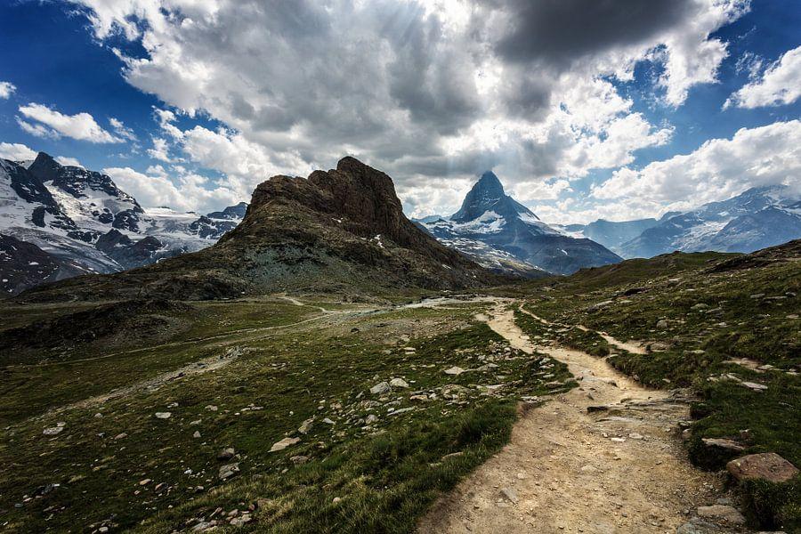 Road to the Matterhorn
