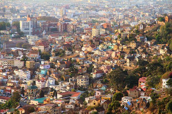 Wonen in Antananarivo