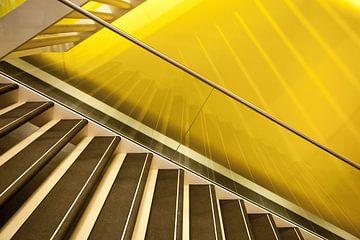 Staircase Stedelijk Museum Amsterdam van Peter van Eekelen