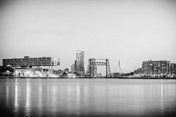 Rotterdam Maasboulevard sur