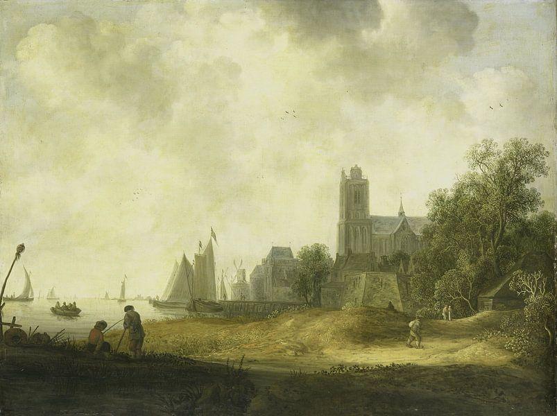 Blick auf Dordrecht, Wouter Knijff von Marieke de Koning