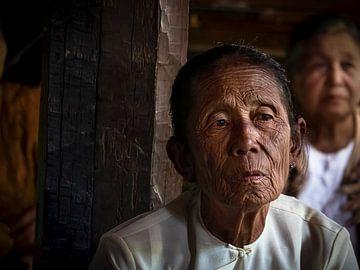 De Birmese Grootmoeder van Rik Pijnenburg