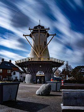 Looimolen Nijmegen von Femke Straten