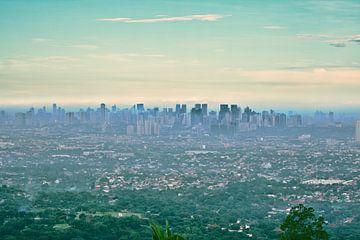 Die Stadt am Horizont von Milan Flik