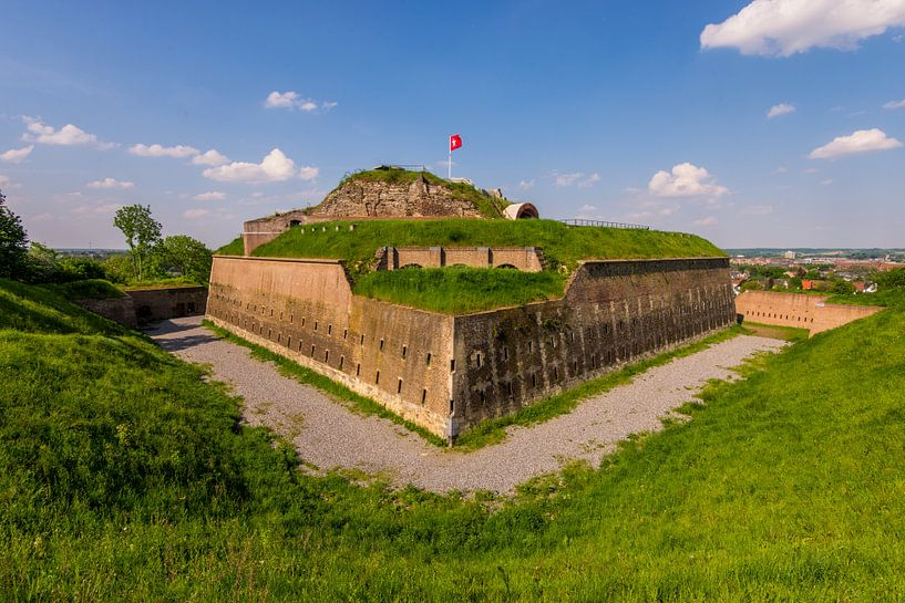 Fort Sint-Pieter Maastricht von Bert Beckers