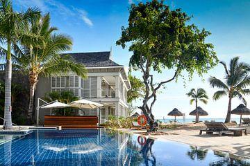 Mauritius Strand Haus von Robert Styppa