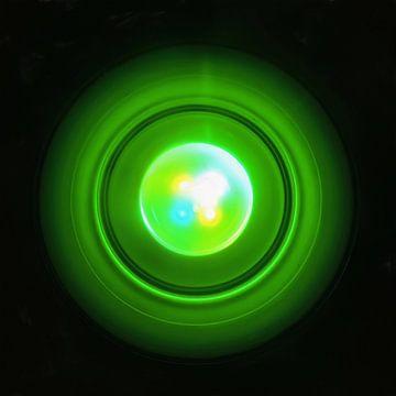 Minimalismus in Grün von Maurice Dawson