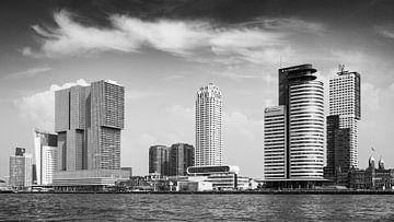Rotterdam Kop van Zuid von John Bouma