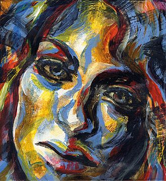 Een bijzondere vrouw van ART Eva Maria