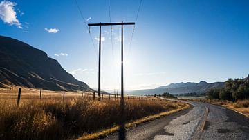 Deserted road  von Sjoerd Klabbers