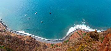 Aussicht von Cabo Girao auf Madeira von Alexander Dorn
