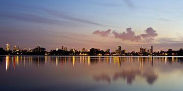 Skyline Rotterdam von Ralph van Krimpen