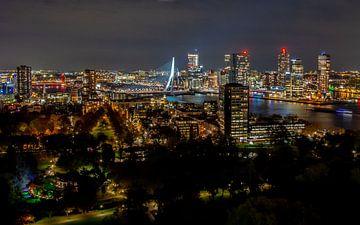 Skyline Rotterdam sur Kevin Vervoort