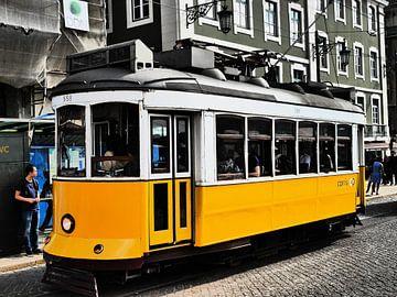 Tram 28 van Marco van't Woudt