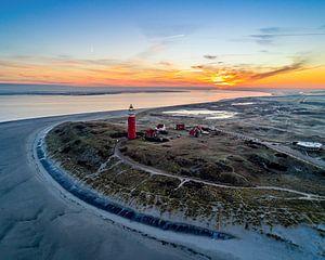 Vuurtoren Eierland Texel