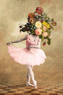 Botanical Ballet sur Marja van den Hurk