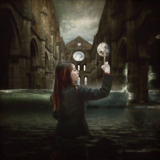 Moongirl van Juliën van de Hoef