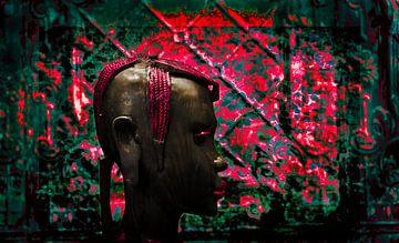 Masai Art van Sran Vld Fotografie