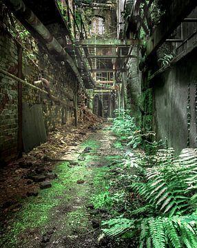 Industrial nature van