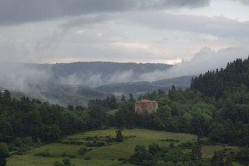 Schloss Auvergne von Bas Berkhuijsen