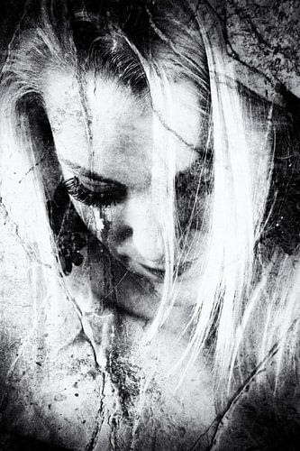 emotie - sadness von Eddy 't Jong