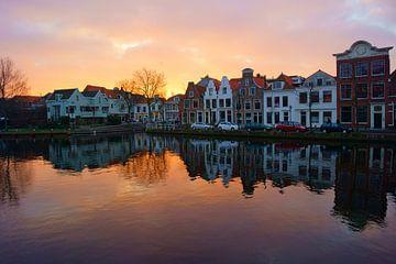 Het Spaarne, Haarlem sur Michel van Kooten