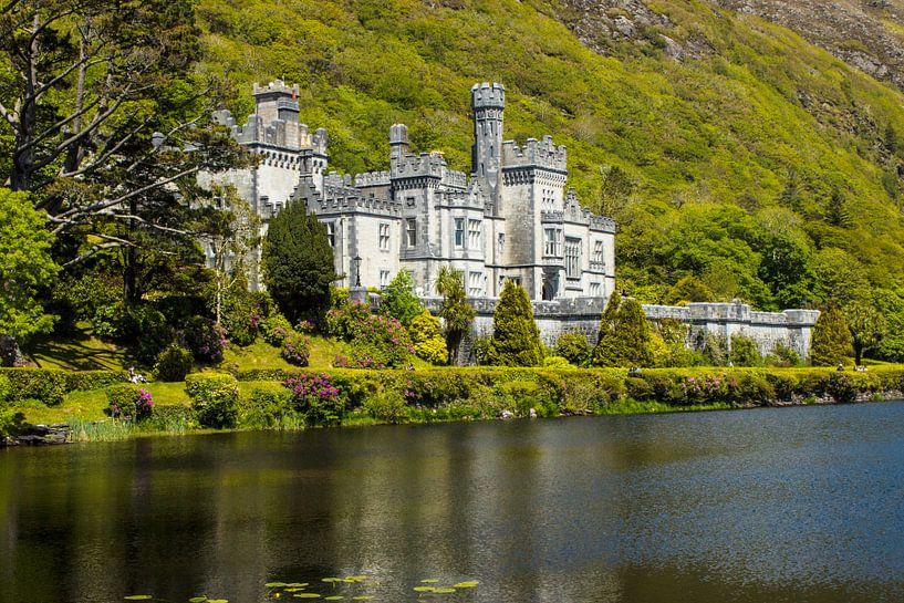 Kylemore Abbey, Ierland van Gert Hilbink