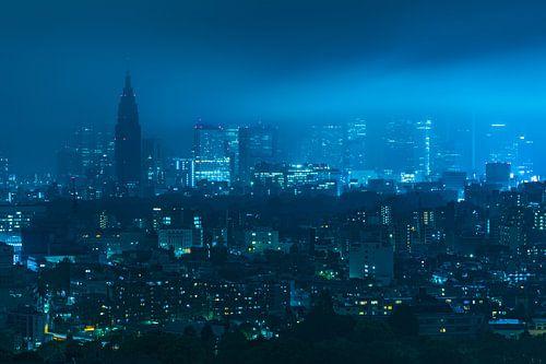 TOKYO 21 van Tom Uhlenberg