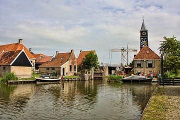 Hindeloopen aan het IJsselmeer von Charlene van Koesveld