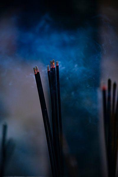 Wierook incense van Remke Kwant