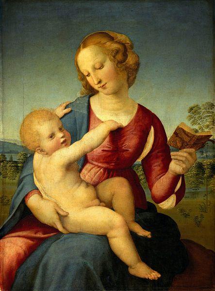Madonna Colonna, Rafaël von Meesterlijcke Meesters