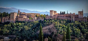 Alhambra op zijn mooist van Pim Korver