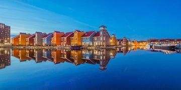 Reitdiepaven in Groningen von Annie Jakobs