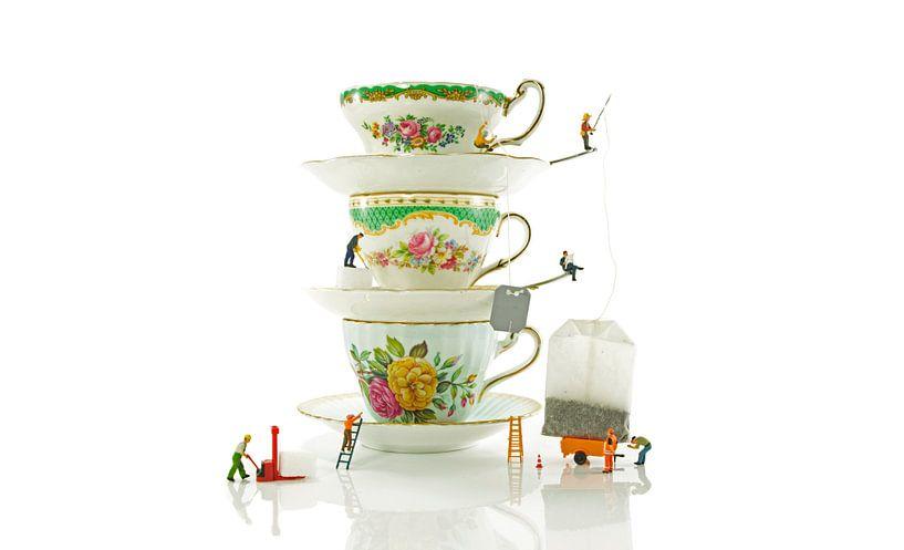 high tea van Compuinfoto .