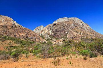 Anja reservaat Madagaskar van