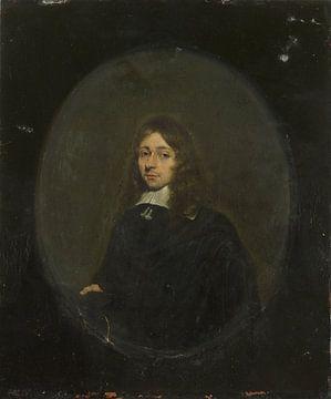 Porträt eines Mannes, Gerard ter Borch (II), 1640 - 1681