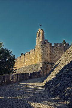Portugal: het kasteel van de tempeliers in Tomar van Berthold Werner