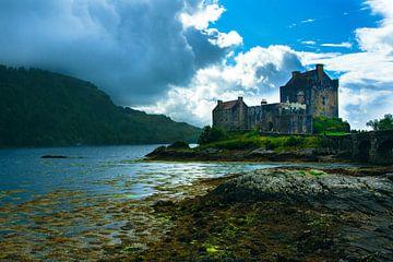 Eilean Donan kasteel in Schotland van Cilia Brandts