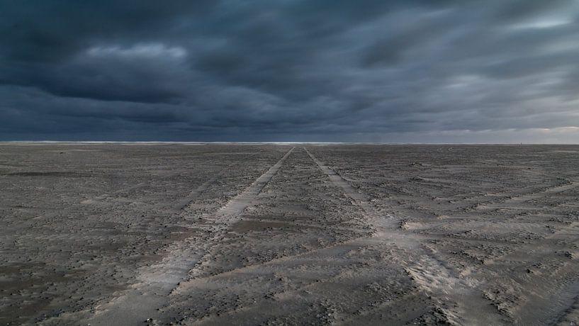 The road to nowhere.... van Francis de Beus