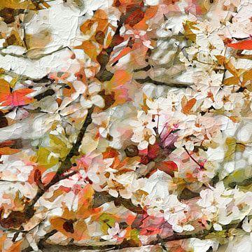 Peeling Blossom von Andreas Wemmje