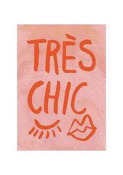TRAUS chic roze frame, 1x Studio van 1x