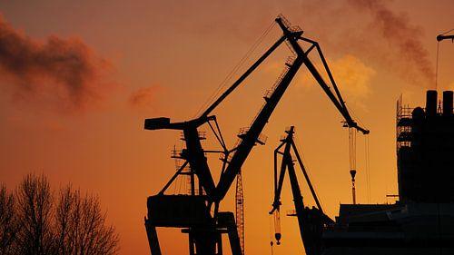 Am Dock 17 von Peter Norden