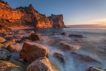 Moraira Beach von Marc Smits