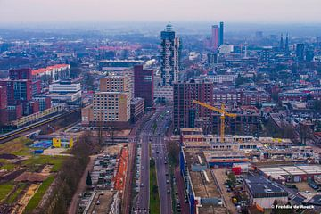 Skyline van Tilburg  van