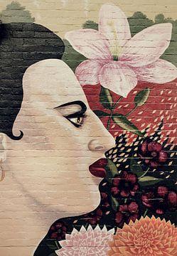 Straße Blume Frida von Rudy & Gisela Schlechter