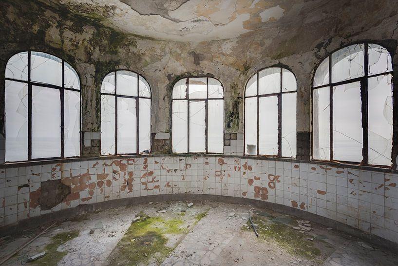 Windows in einer Reihe von Perry Wiertz